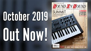 October 2019 Sound On Sound Ma…