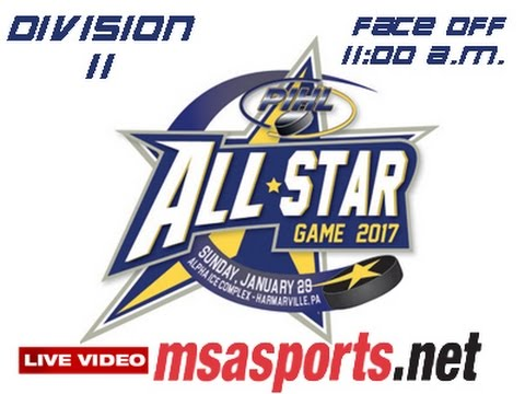 MSA Sports PIHL ALL Star Hockey - Division II