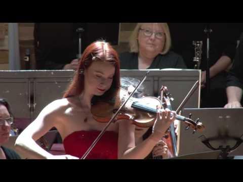 Tchaikovsky Violin Concerto with Chloe Trevor
