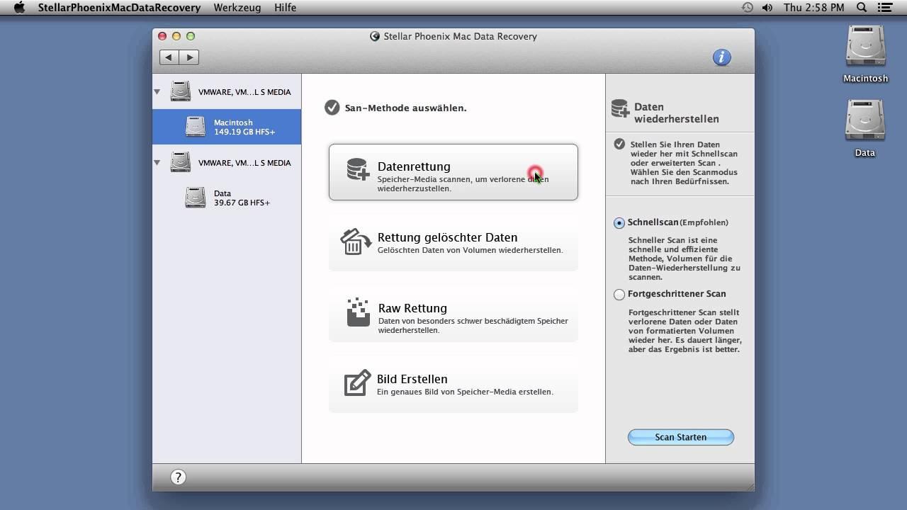 Macbook Wiederherstellen