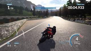 RIDE PC Gameplay - TRIUMPH Daytona 675 Quick Race