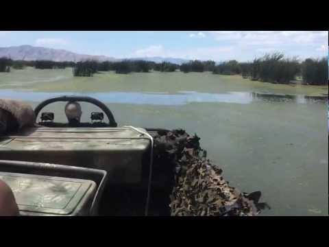 Video More 7 Hp Dixie Mud Motor Vid