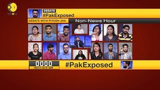 The Non-News Hour Debate with Piyush Jha