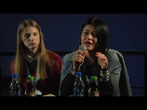 #TeenTalk2016 Podgorica - Panel Br.1