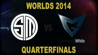 SSW vs TSM - 2014 World Championship Quarterfinals D1G4