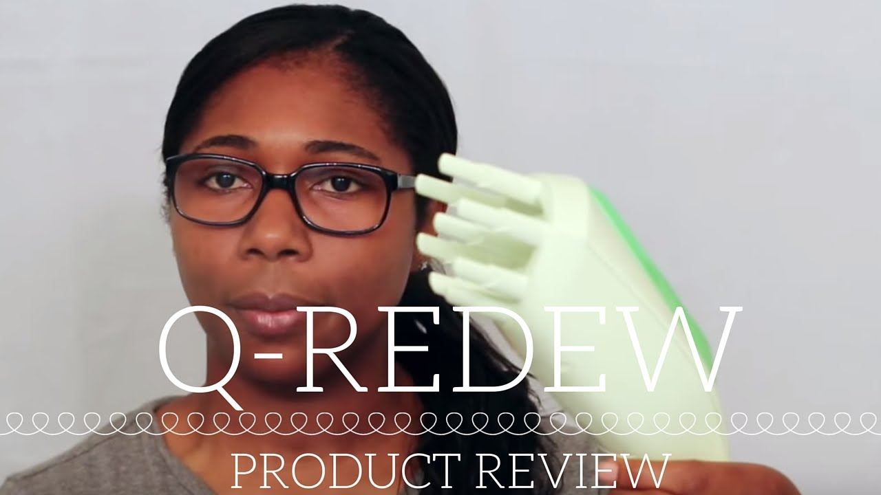 20 Q Redew Steamer Review Steaming Relaxed Hair