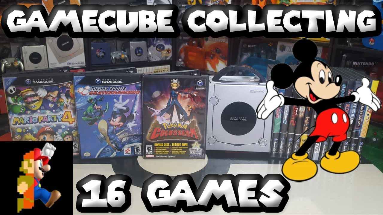 GameCube Pick Ups - RARE Game Found!