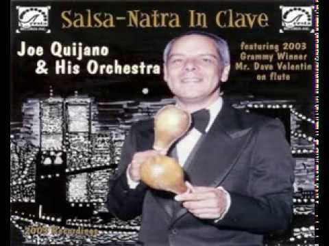 Joe Quijano & His Orchestra - I've Got You Under My Skin