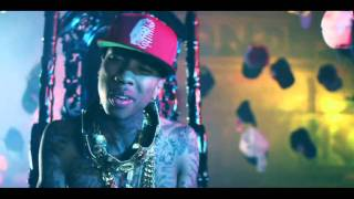 "Tyga Feat. Chris Brown ""Snapbacks Back"" (Official Music Video)"