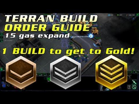 Best Terran Build Order Hots