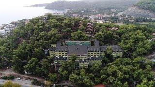 Заброшенный отель  Holiday Area Eco Dream Club Sea Resort Чамьюва