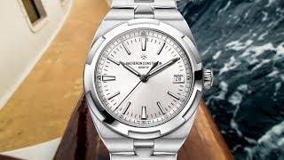 видео Купить Vacheron Constantin Overseas 7700V/110A-B176 в Москве, цена на Часы Вашерон Константин 7700V-110A-B176.
