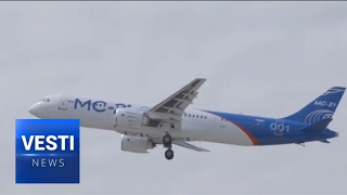 MC-21 will Leave Boeing and Airbus Behind