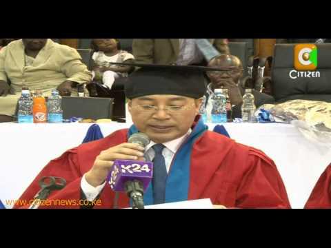 China Assures Kenya Of Partnership