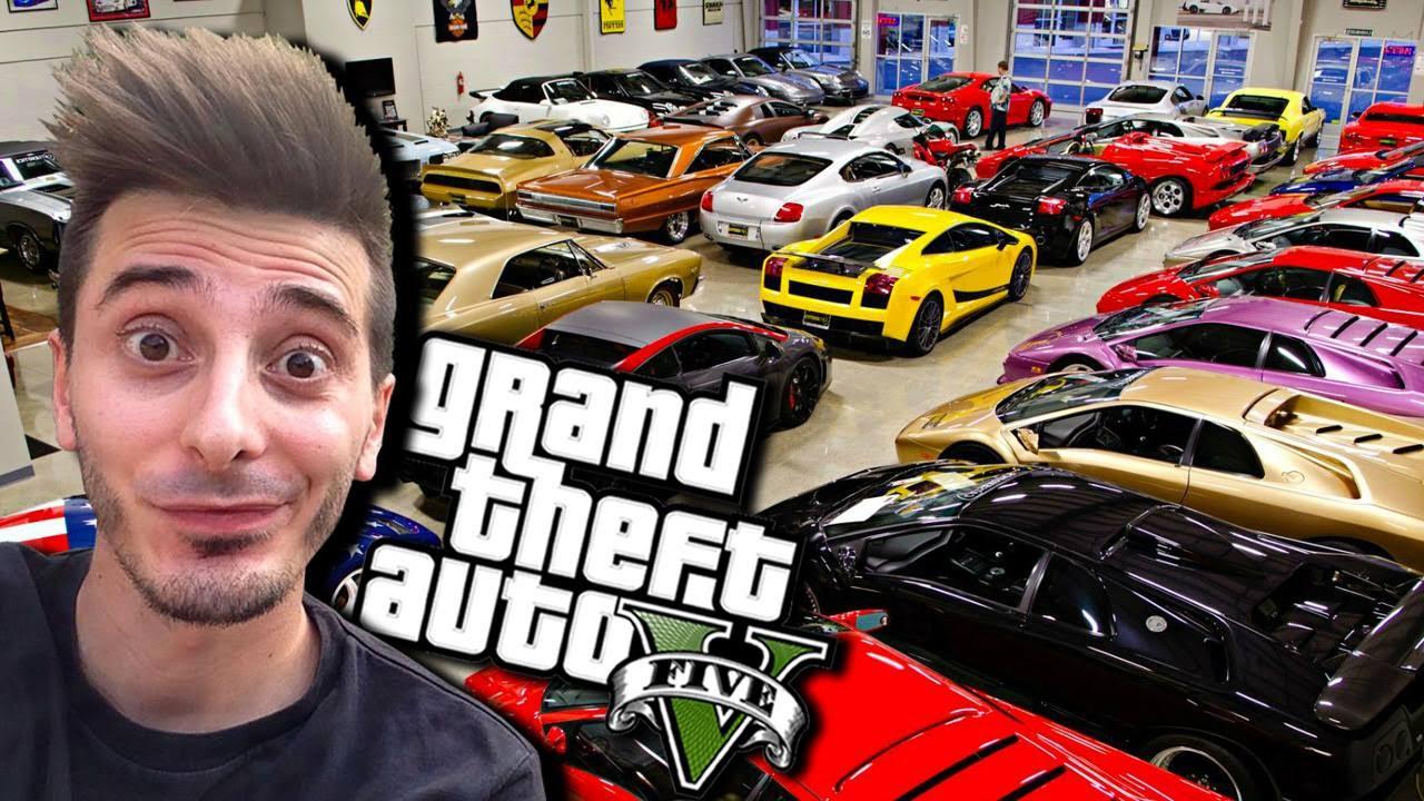 ecco il mio garage pt 2 youtube