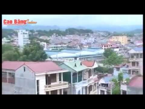 Thành Phố Trẻ Biên Cương - Cao Bằng