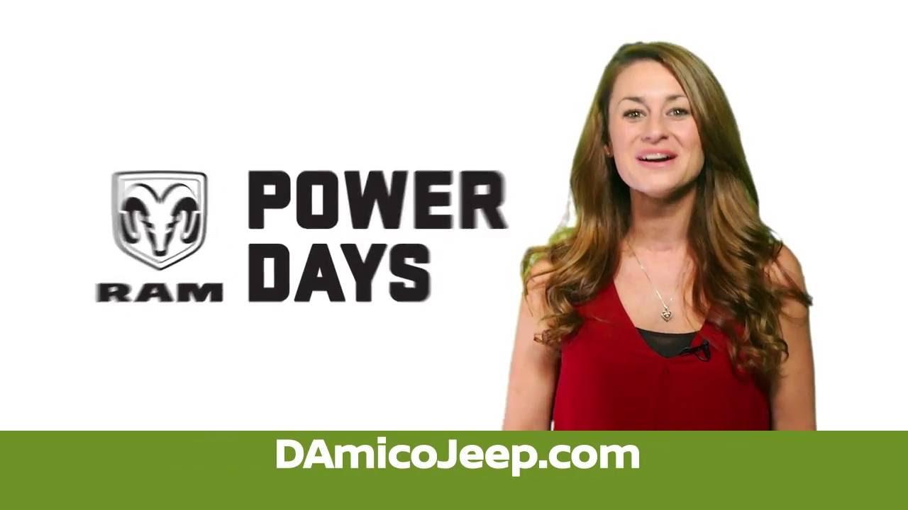 D'Amico Chrysler Dodge Jeep RAM, Kayleigh Woodard, $10,000 OFF Every
