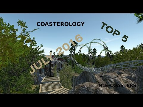Virtual Coaster Review TOP 5 | JULY 2016 | NoLimits-Exchange