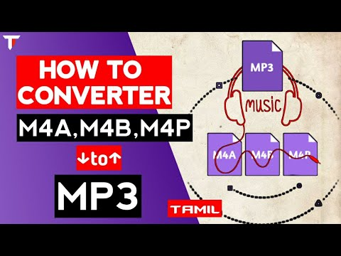 How To Convert M4a To Mp3 In Mobile|Tamil|techno impart