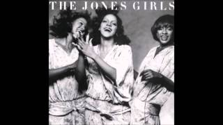 The Jones Girls - Who Can I Run To