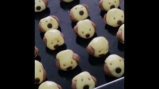 Horlick Doggie Cookies