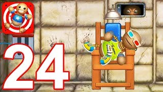 - Kick the Buddy Gameplay Walkthrough Part 24 All Machines Weapons iOS