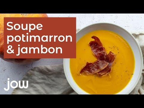 recette-de-la-soupe-potimarron-&-jambon