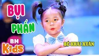 Bụi Phấn ♪♪ Bé Khai Xuân - Nhạc Thiếu Nhi Vui Nhộn Hay Nhất Về Thầy Cô