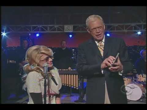 Melody Gardot: Who Will Comfort Me? on David Letterman