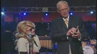 Melody Gardot: Who Will Comfort Me? on David Letterman