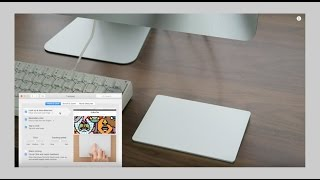 New Apple Magic Trackpad 2 Reviewed & Demo!
