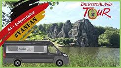 #4 On Tour with Robeta | Roadtrip Germany | Externsteine | Deutschland Tour