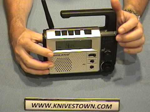 Midland XT511 Emergency Radio