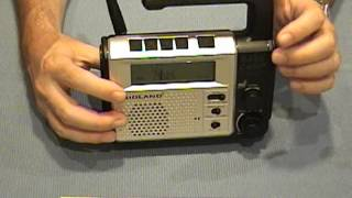 Midland XT511 Emergency Radio