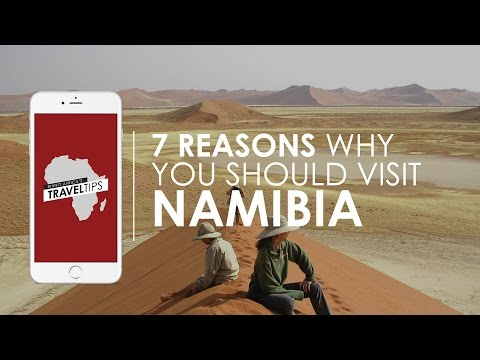 7 Reasons why you should visit Namibia! Rhino Africa's Travel Tips