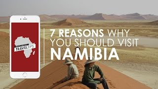 7 Reasons why you should visit Namibia! Rhino Africa