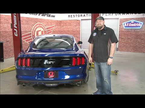 2015-2019 Mustang GT MRT Resonator Delete H-Pipe Installation