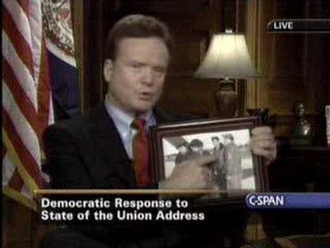 Senator Jim Webb Responds to the President