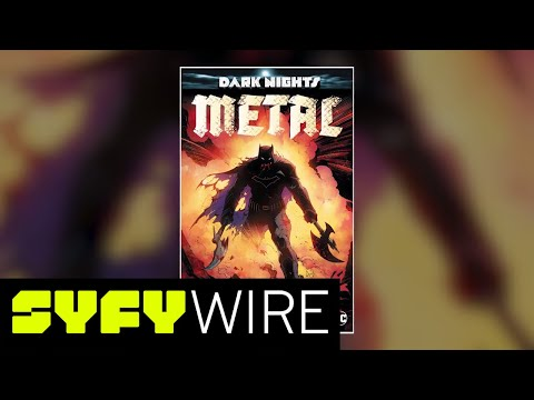Scott Snyder and Greg Capullo on Dark Reality and Comics  New York ComicCon 2017  SYFY WIRE