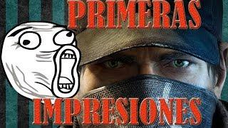WATCH DOGS PS3- EL INCIO DE UNA AVENTURA