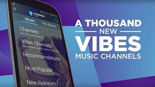 Stingray Music Vibes Channels