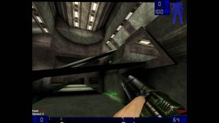Unreal Tournament Windows 7 Test