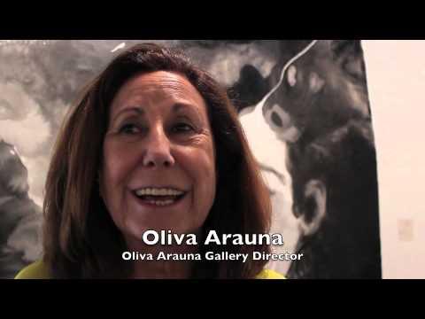 #PintaSagacity talks to Oliva Arauna, Oliva Arauna Gallery Director