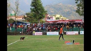 Nepal police 3 rupandehi 0 | match highlights