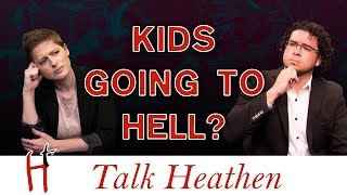 I Think My Kidand39s Being Preached To By School Friends  Matthew - Va  Talk Heathen 03.49