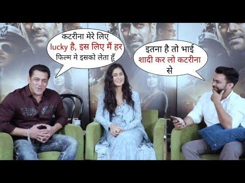 Salman Khan, Ali Abbas Zafar Makes Fun Katrina Kaif about Her Role in Bharat   Exclusive Interview Mp3