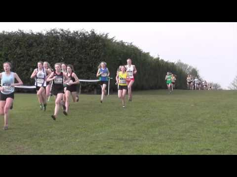 u17w UK Inter Counties Championships 12032015