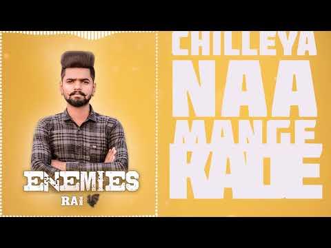 Enemies | Rai | Full Lyrical Video| New Punjabi Song 2018 | Musicreationz