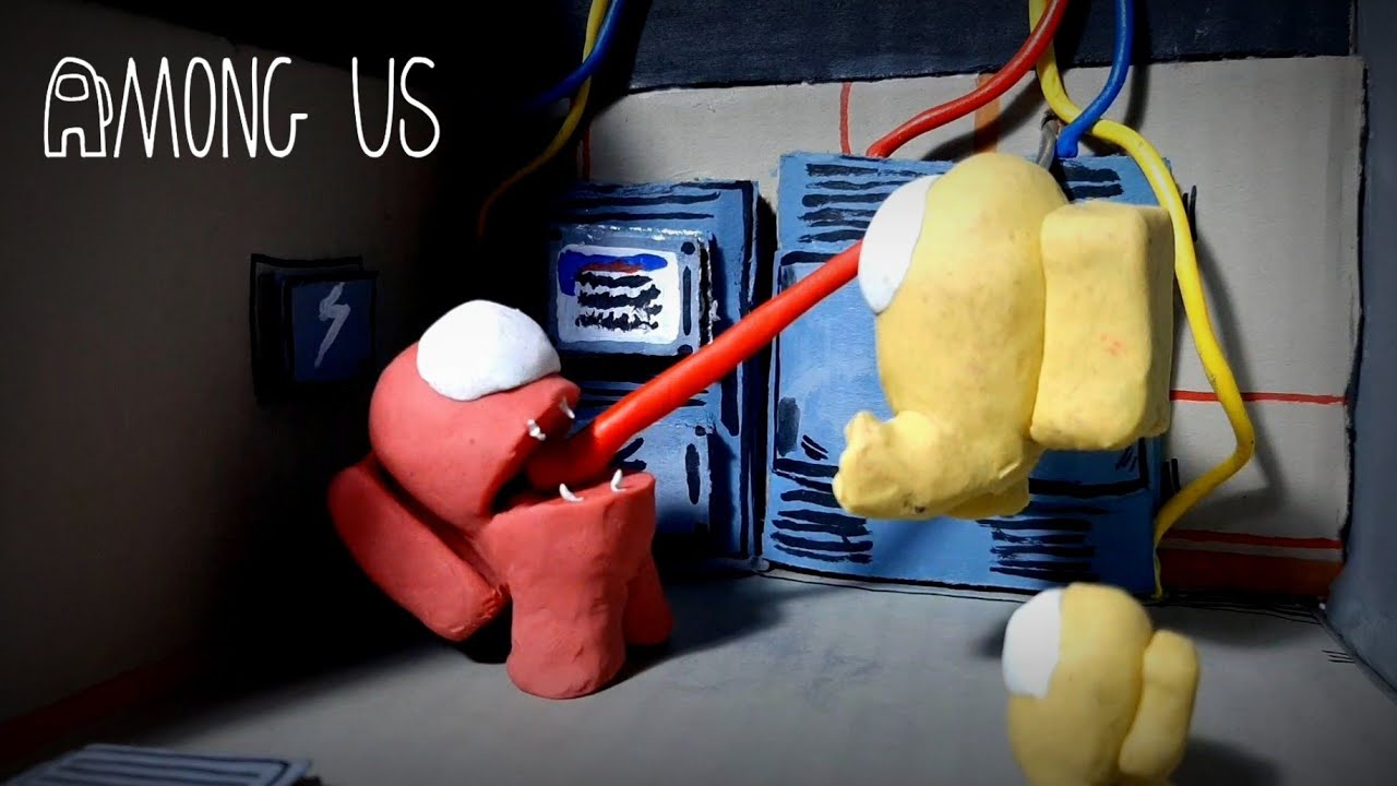Download Among Us Animation | Stopmotion