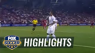 Blas Perez breaks Panama deadlock against USA - 2015 CONCACAF Gold Cup Highlights